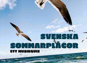 Svenska sommarplågor - ett musikquiz från Quiza.nu.